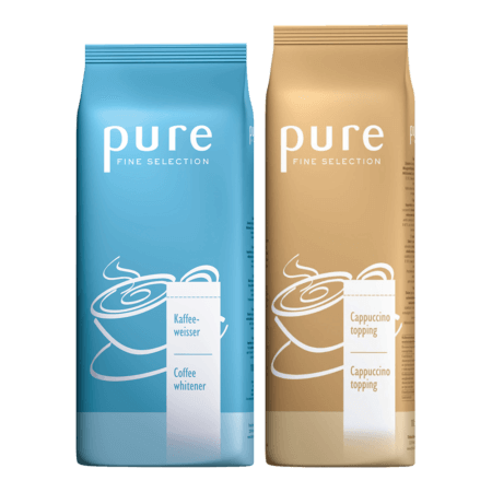 Pure Fine Selection Cappuccino topping