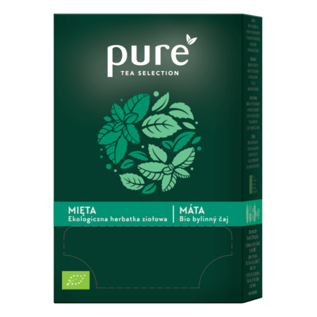 Pure Tea Selection MÁTA BIO