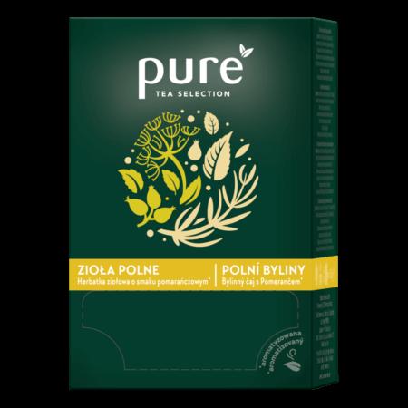 Pure Tea Selection POLNÍ BYLINY