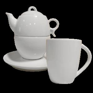 Univerzální čajový porcelán