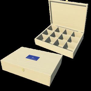Sir Henry dřevěný box na čaj