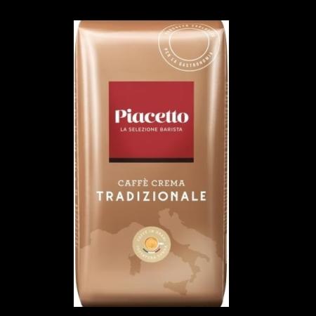 Piacetto Tradizionale Caffé Crema 1000g