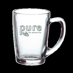 Pure šálek s podšálkem