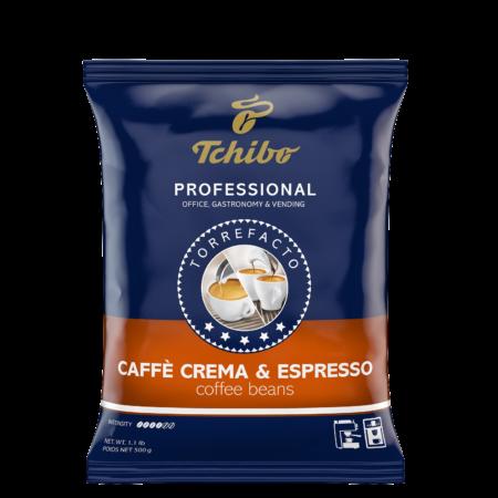 Tchibo Professional Caffè Crema & Espresso 500g
